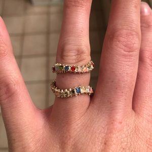 Kendra Scott Multicolor Beck Ring